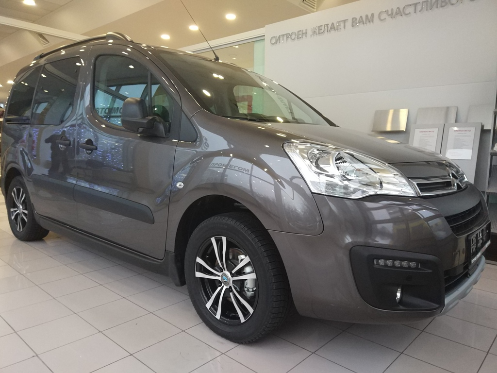 CITROEN НОВЫЙ BERLINGO MULTISPACE